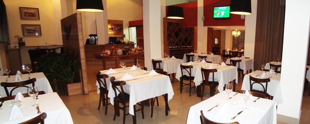 Restaurante IF Bistrô.