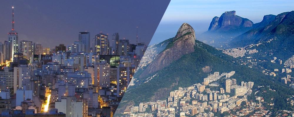 Traslados - Aeroporto Rio de Janeiro e São Paulo